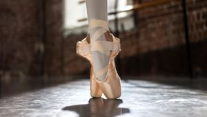 How Do You Clean Satin Ballet Shoes?