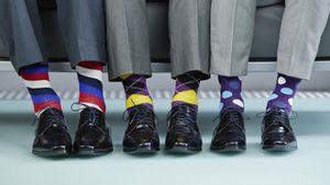 How Do You Determine Your Sock Size?