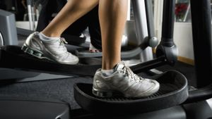 What Stride Length Should Be Set on an Elliptical?