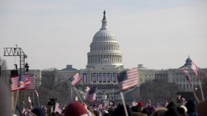 What month does the Presidential Inauguration take place?