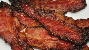 Who Invented Bacon?