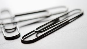 Who Invented the Paper Clip?