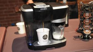 How Does a Keurig Coffee Machine Work?