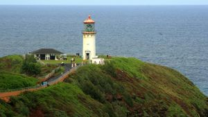 What is the Kilauea lighthouse?