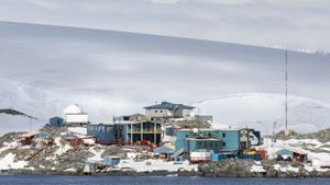 What Kind of Houses Are There in Antarctica?