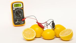 Does Lemon Juice Conduct Electricity?