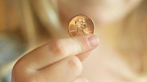 Why is Lincoln's face on the penny?