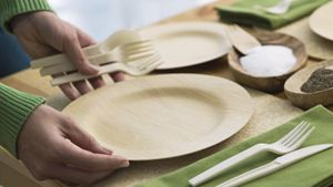 What is a list of biodegradable materials?
