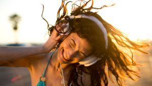Does listening to music affect your reaction time?