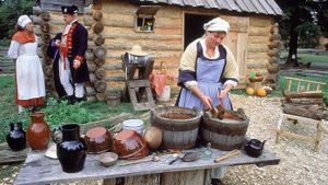 What Made the Middle Colonies a Good Place to Settle?