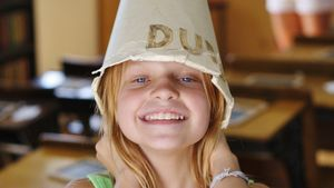 How Do You Make a Dunce Cap?
