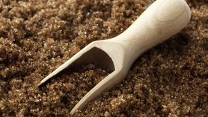 How many cups are in a bag of brown sugar?