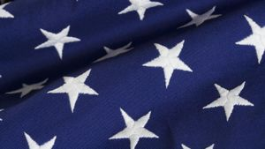 How Many Stars Are on the United States Flag?