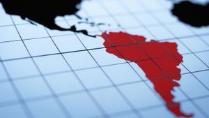 How Many Time Zones Are There in South America?