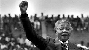 How Many Years Was Nelson Mandela Imprisoned?