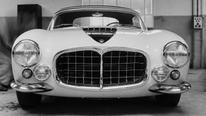 In What Year Was the First Maserati Created?