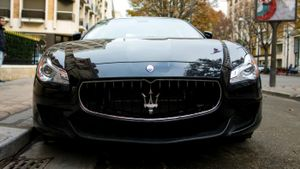 Who Makes Maseratis?