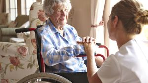 "What is meant by the term ""duty of care"" in elder care?"