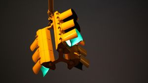 How Much Does a Traffic Light Weigh?
