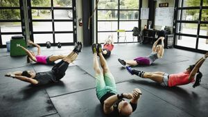 What Are Some Muscular Endurance Exercises?