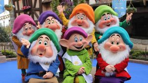 What Are the Names of Snow White's Seven Dwarfs?