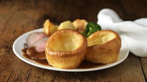 What is the national dish of England?
