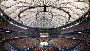 Which NFL Stadiums Have Hosted Final Four Games?