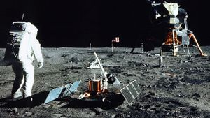 What Objects Did Astronauts Leave on the Moon?