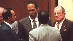 What Were the Names of O. J. Simpson's Lawyers?