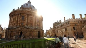What Is the Oldest University in Britain?