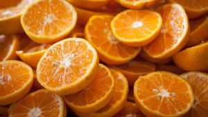 When are oranges ripe?