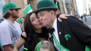 "What Is the Origin of ""Kiss Me, I'm Irish""?"