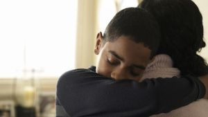 Why Do We Pat Others on the Back While Hugging?