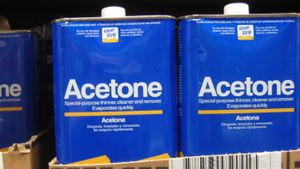 What Is the PH of Acetone?