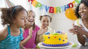 How do you plan a birthday party?