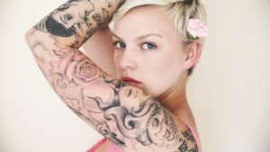 What Are the Possible Complications Associated With Using Pink Tattoo Ink?