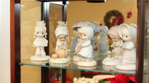 What Are Precious Moments Figurines?