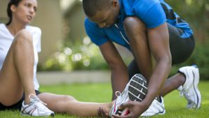 How Do You Prevent Ankle Pain When Running?