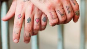 What Are Prison Tattoos?