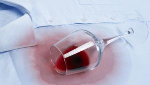 How Do You Get Red Wine Stains Out of Clothes?
