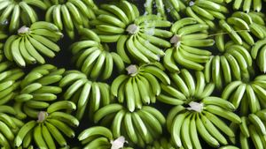 How do you ripen bananas overnight?