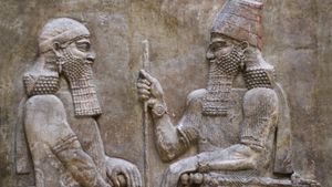 What Was the Role of Kings in Ancient Mesopotamia?