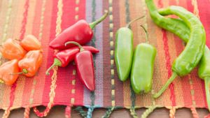 What's the Hottest Pepper in the World and Its Heat Level on the Heat Chart?