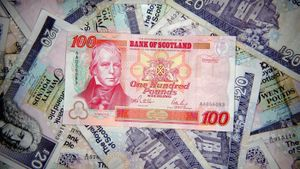 Are Scottish Pound Notes Still Legal Tender?