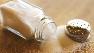 Why Should You Throw Salt Over Your Shoulder?
