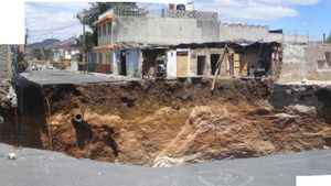 What Is Sinkhole Insurance?