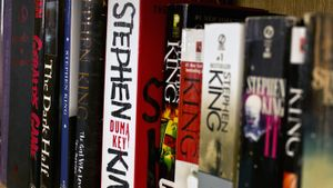 What Is Stephen King's Pen Name?