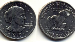 Why is Susan B. Anthony on the one dollar coin?