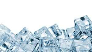 What is the temperature of ice?