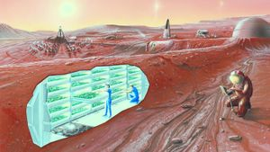 What Is Terraforming?